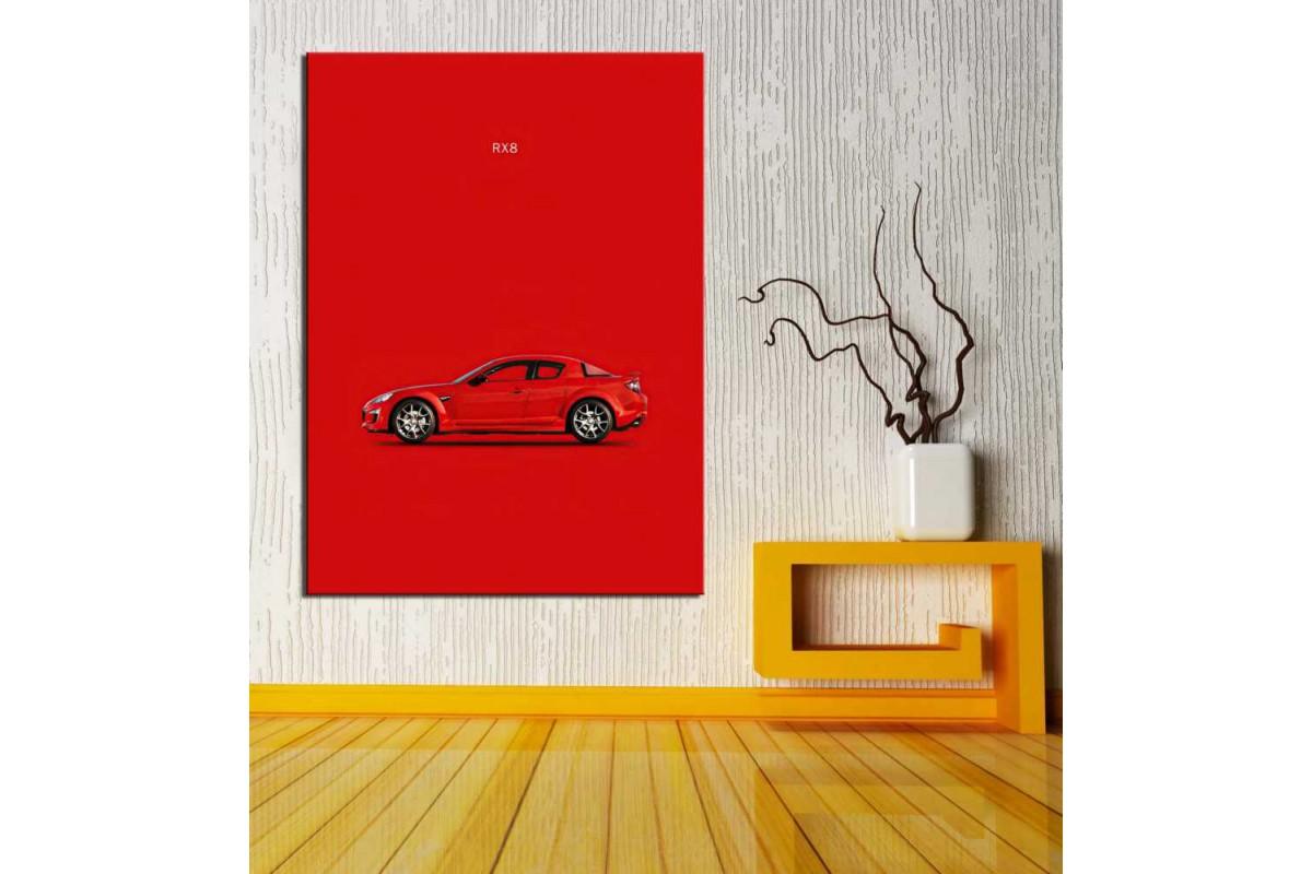 Arabalar ve Oto Galerisi Tabloları glr-106