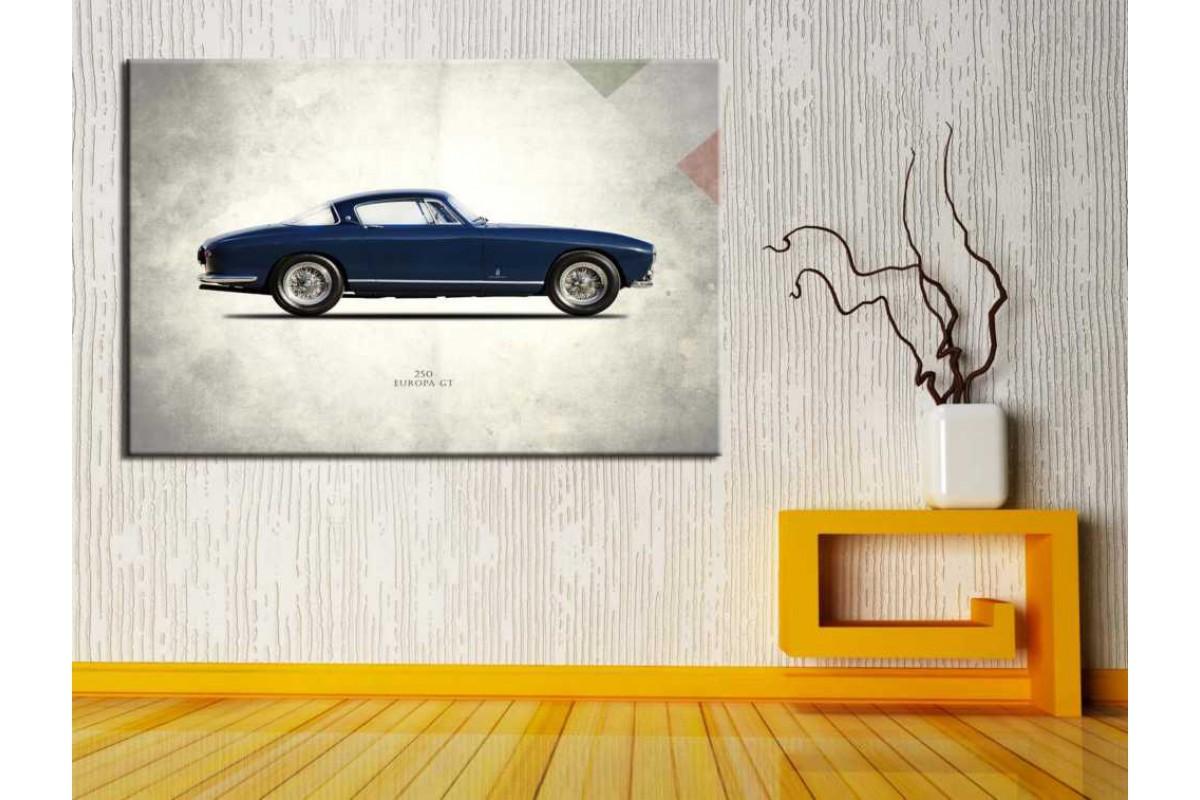 Arabalar ve Oto Galerisi Tabloları glr-119
