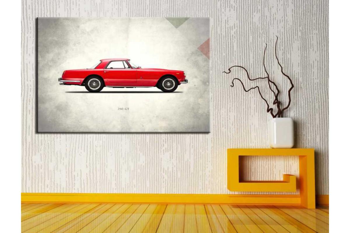 Arabalar ve Oto Galerisi Tabloları glr-120