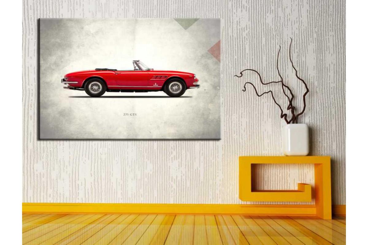 Arabalar ve Oto Galerisi Tabloları glr-124