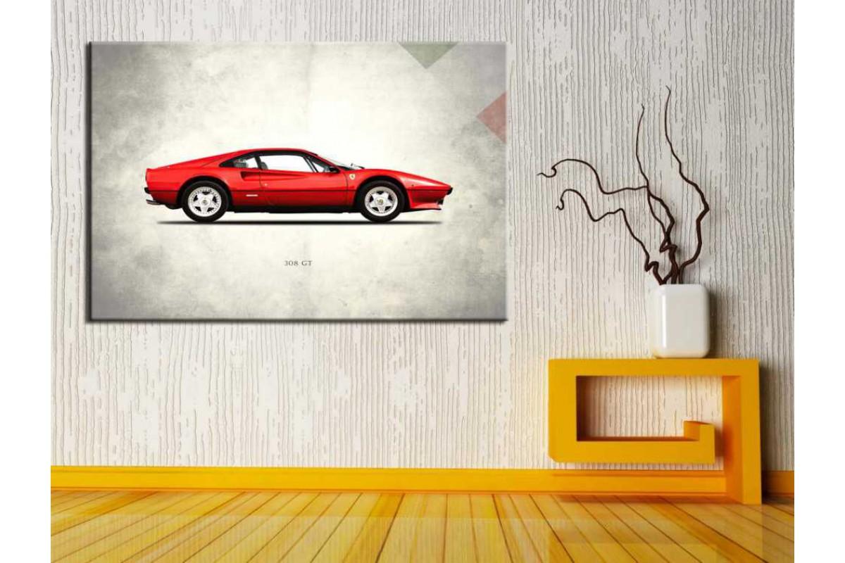Arabalar ve Oto Galerisi Tabloları glr-126