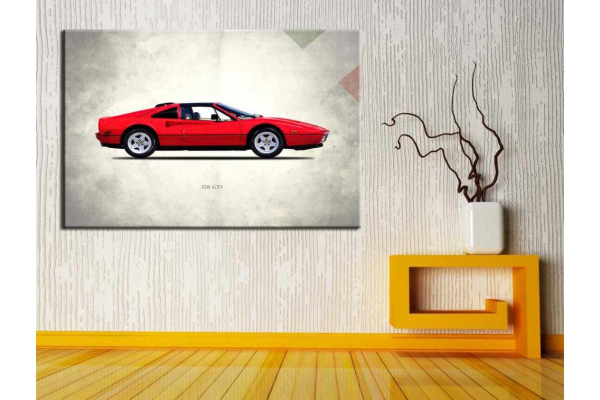 Arabalar ve Oto Galerisi Tabloları glr-127