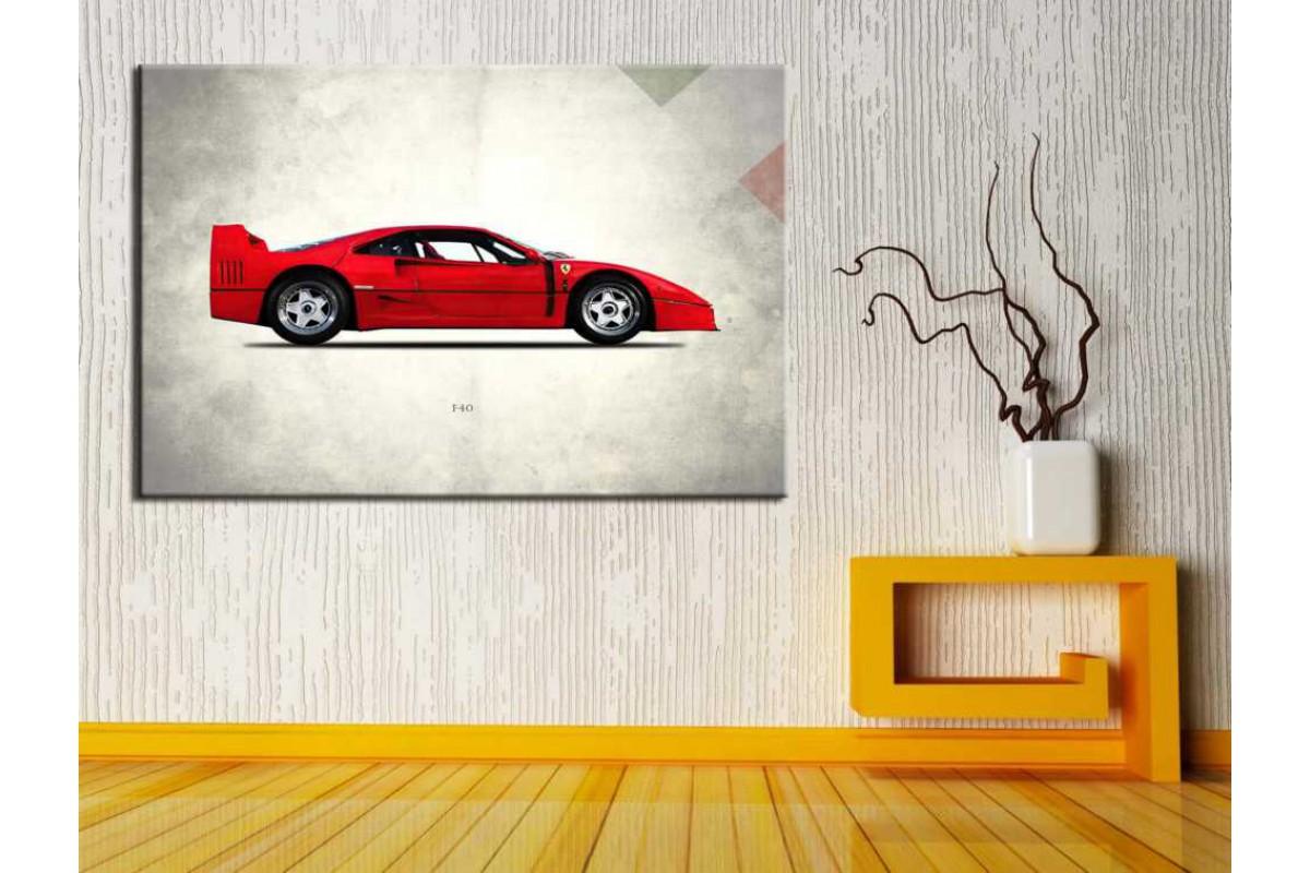 Arabalar ve Oto Galerisi Tabloları glr-133