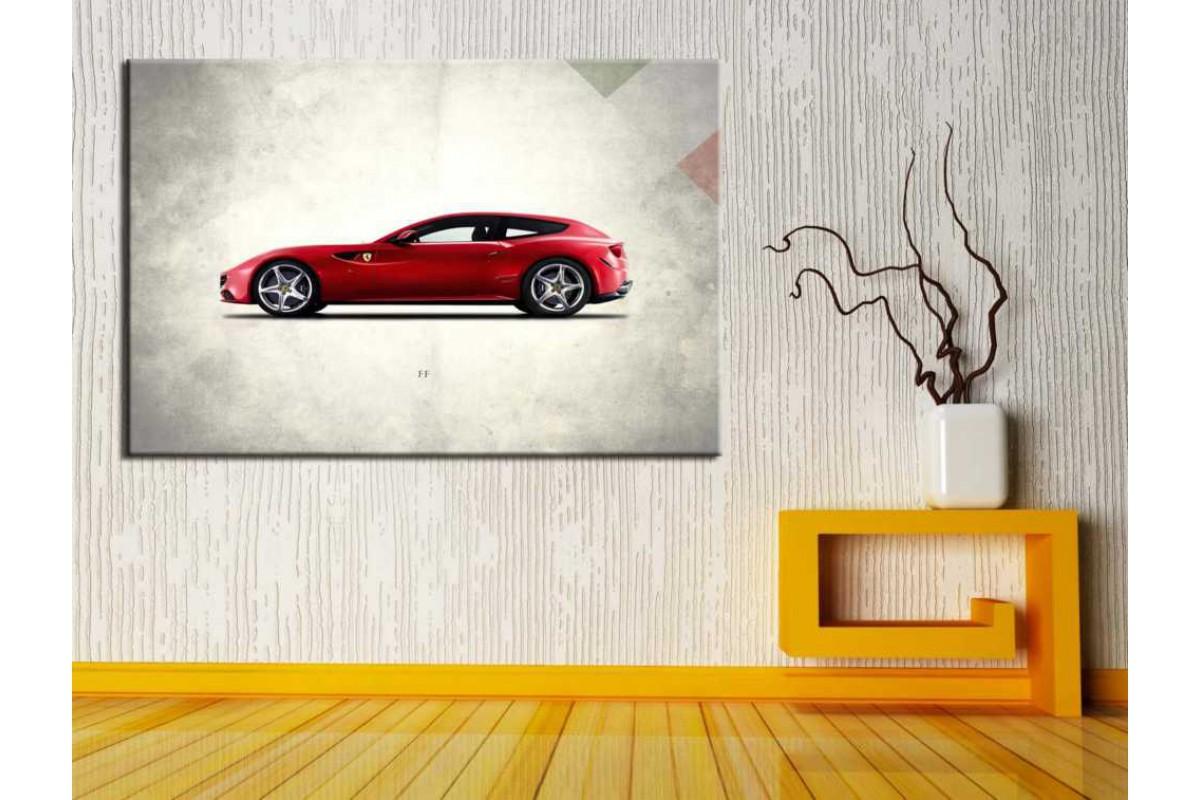 Arabalar ve Oto Galerisi Tabloları glr-135