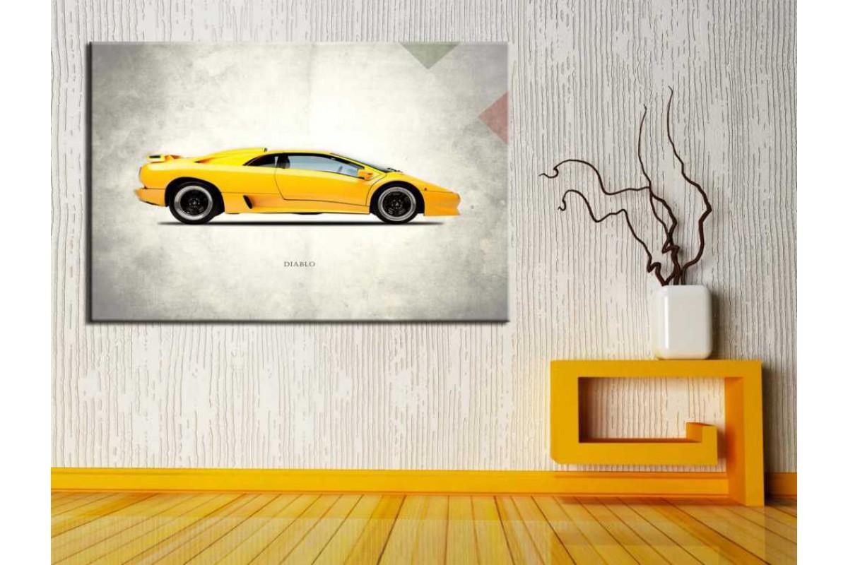 Arabalar ve Oto Galerisi Tabloları glr-139