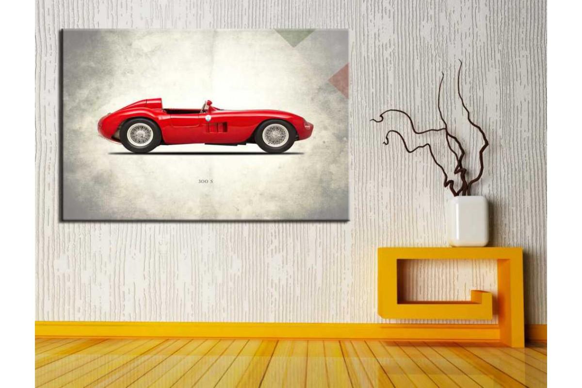 Arabalar ve Oto Galerisi Tabloları glr-146