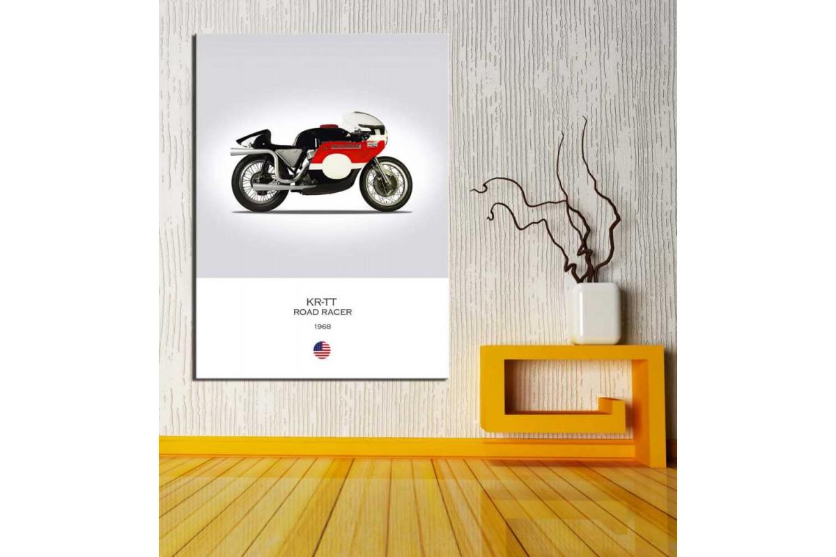 Motosiklet Tamirci ve Satış Galerisi Tabloları glr-155