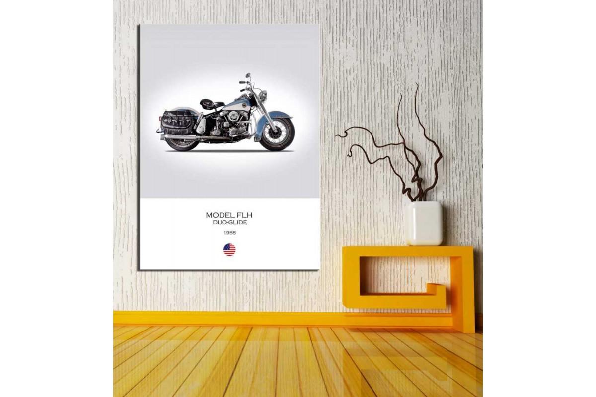 Motosiklet Tamirci ve Satış Galerisi Tabloları glr-161