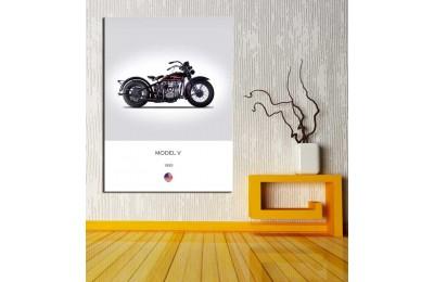 Motosiklet Tamirci ve Satış Galerisi Tabloları glr-165