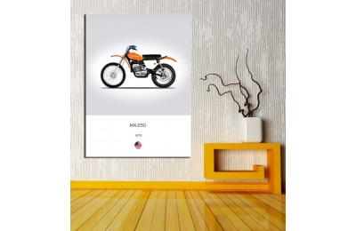 Motosiklet Tamirci ve Satış Galerisi Tabloları glr-168