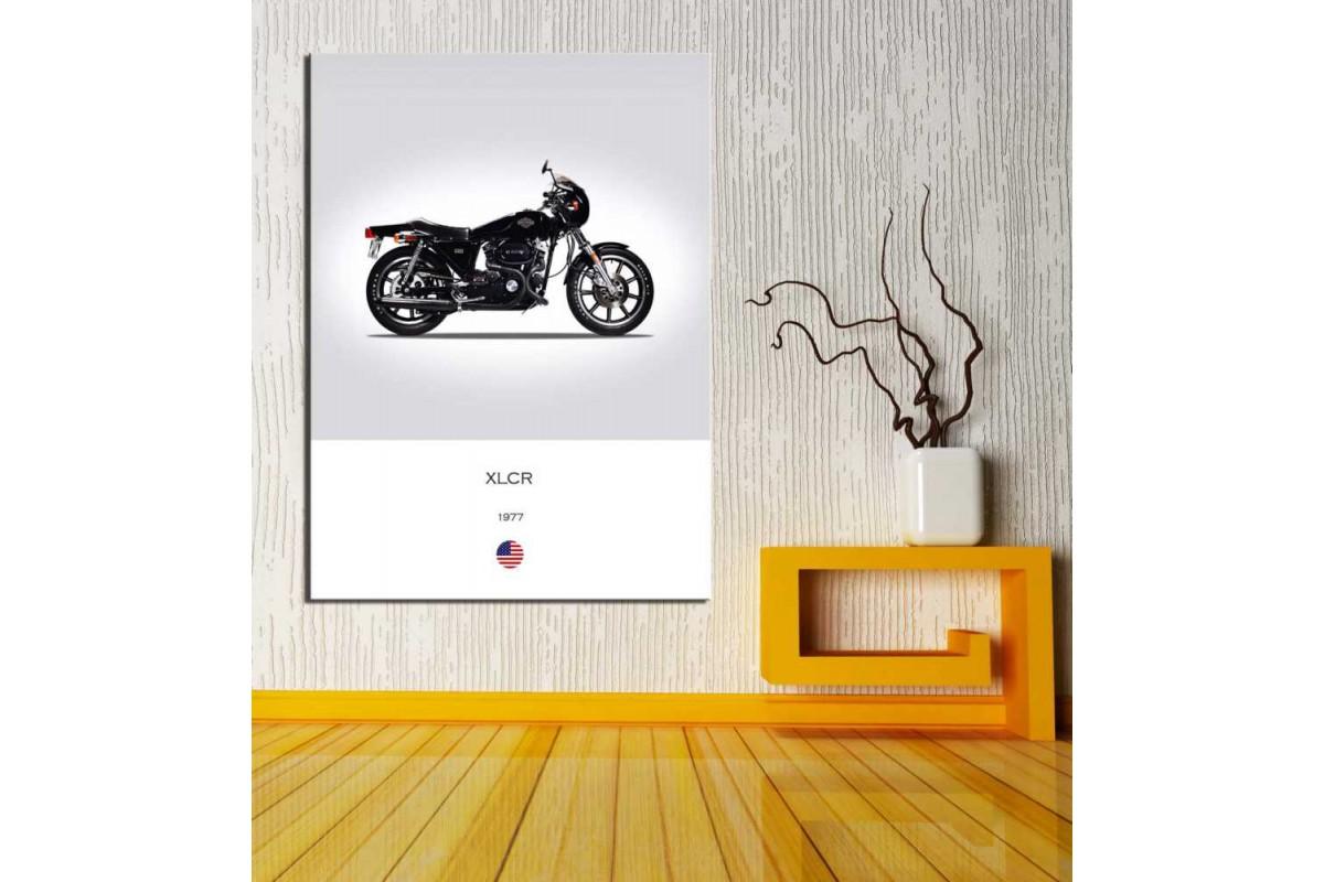 Motosiklet Tamirci ve Satış Galerisi Tabloları glr-173