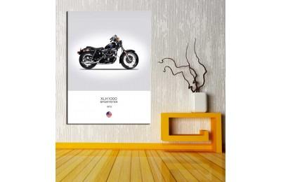 Motosiklet Tamirci ve Satış Galerisi Tabloları glr-174