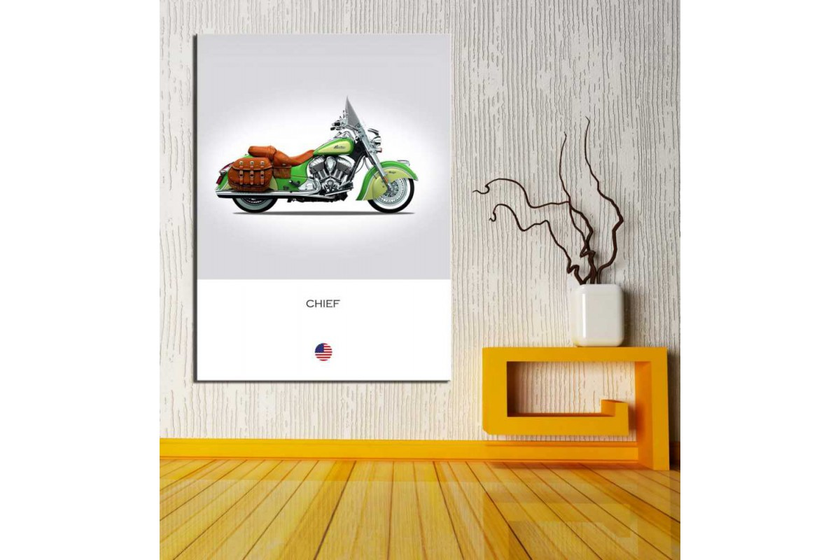 Motosiklet Tamirci ve Satış Galerisi Tabloları glr-187