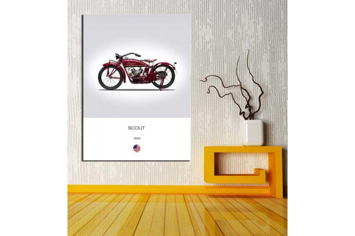 Motosiklet Tamirci ve Satış Galerisi Tabloları glr-193
