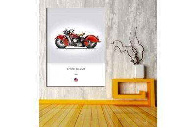 Motosiklet Tamirci ve Satış Galerisi Tabloları glr-196