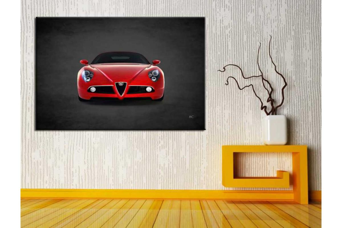 Arabalar ve Oto Galerisi Tabloları glr-199