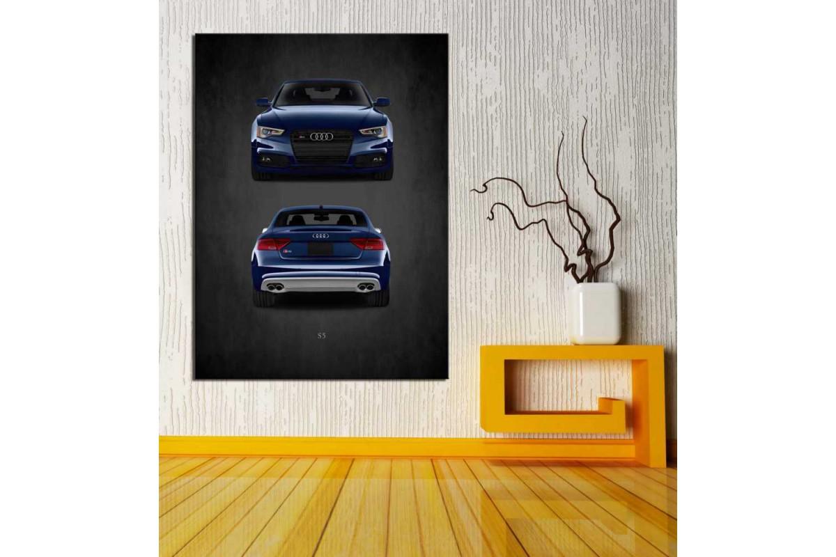 Arabalar ve Oto Galerisi Tabloları glr-204