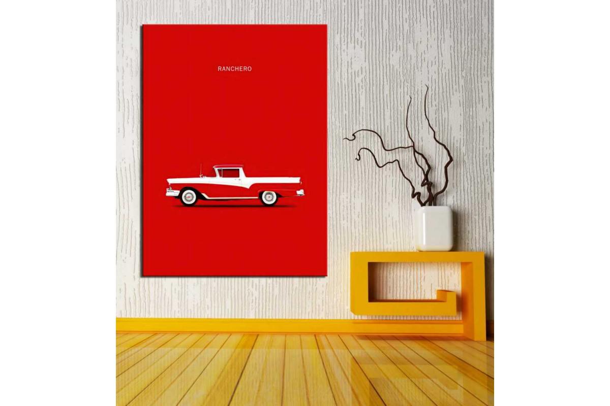Arabalar ve Oto Galerisi Tabloları glr-29