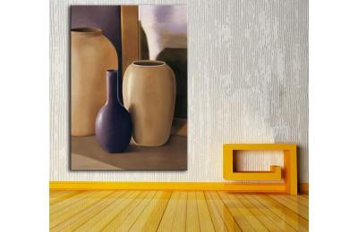 dkm-k62-6 Vazolar Yağlı Boya Görünüm Tablo