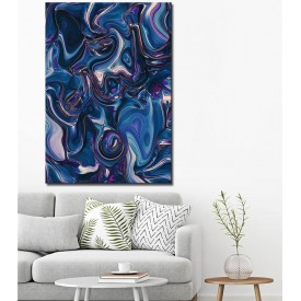 Abstract Rüyalar Koleksiyonu Kanvas Tablo k69-10