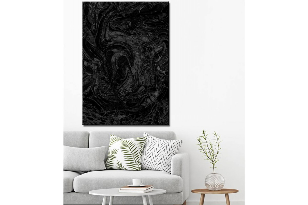 Abstract Rüyalar Koleksiyonu Kanvas Tablo k69-17