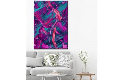 Abstract Rüyalar Koleksiyonu Kanvas Tablo k69-2