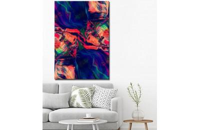 Abstract Rüyalar Koleksiyonu Kanvas Tablo k69-4