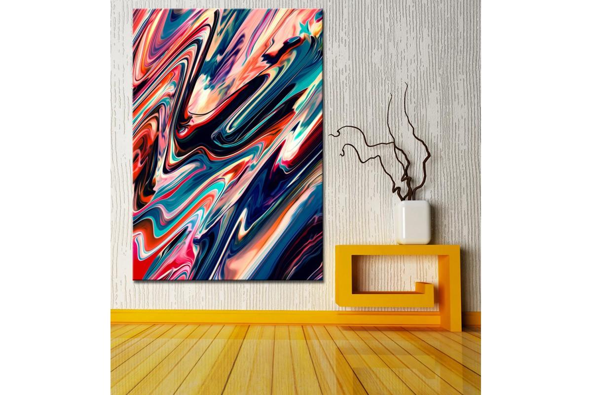 Abstract Rüyalar Koleksiyonu Kanvas Tablo k69-5