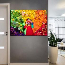 Beslenme Uzmanı ve Diyetisyen Dekorasyon Tabloları kns-05
