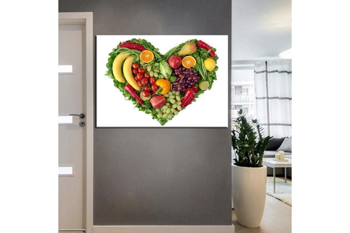 Beslenme Uzmanı ve Diyetisyen Dekorasyon Tabloları kns-16