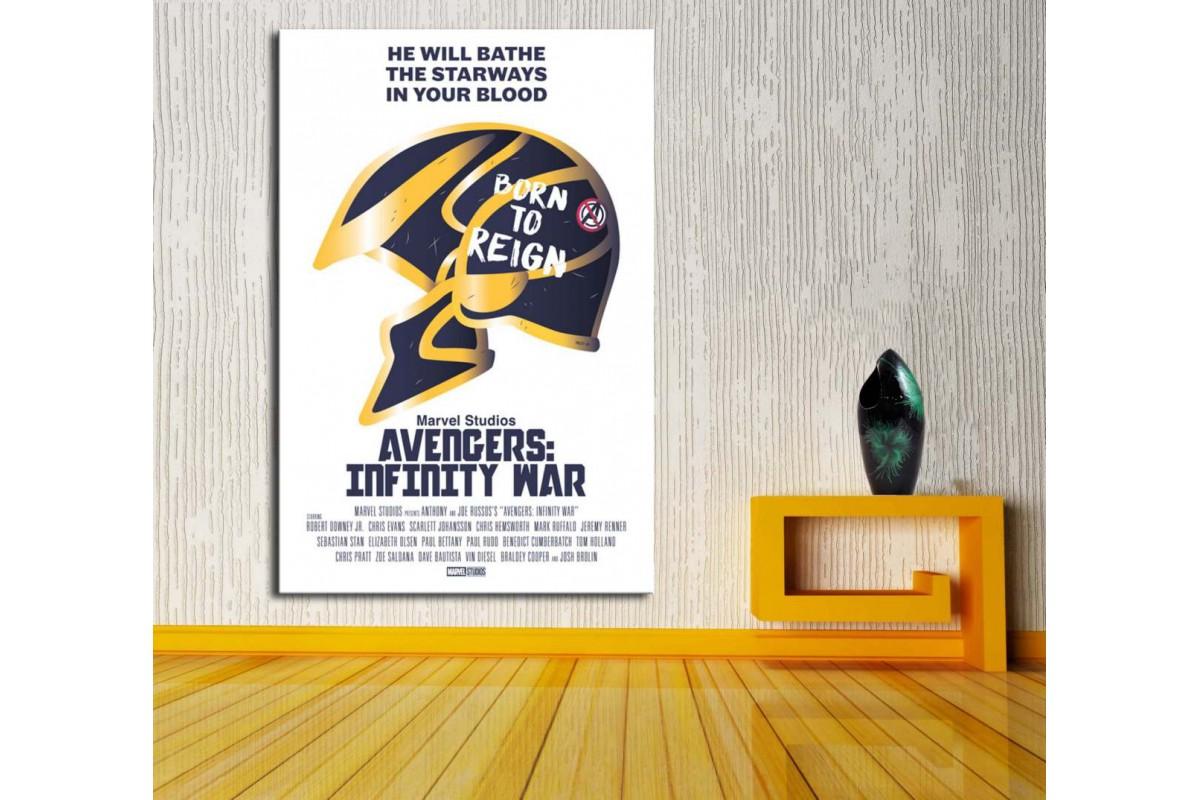 Avengers Infinity War Kanvas Tablo dkm-vng33