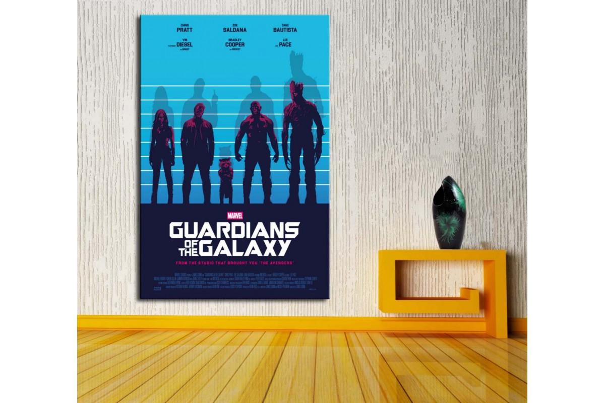 Galaksinin Koruyucuları Kanvas Tablo dkm-vng34
