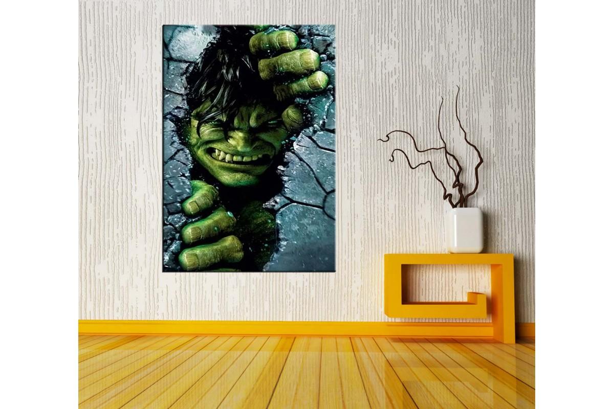Incredible Hulk Kanvas Tablo dkm106