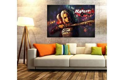 Harley Quinn Kanvas Tablo dkm110