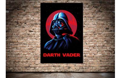 Dkmr151 Darth Vader Star Wars Kanvas Tablo