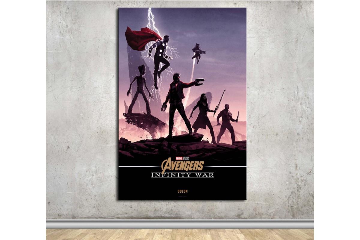Avengers Infinity War Kanvas Tablo dkmfl03