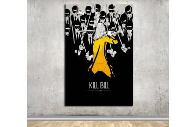 Kill Bill Kanvas Tablo dkmfl10