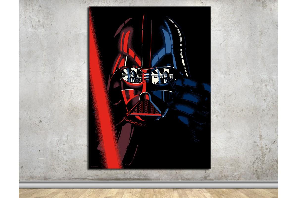 Darth Vader StarWars Kanvas Tablo dkmsw01