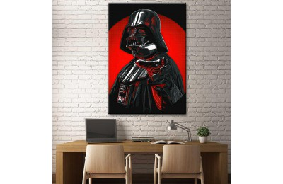 Star Wars Darth Vader Kanvas Tablo dsk-09