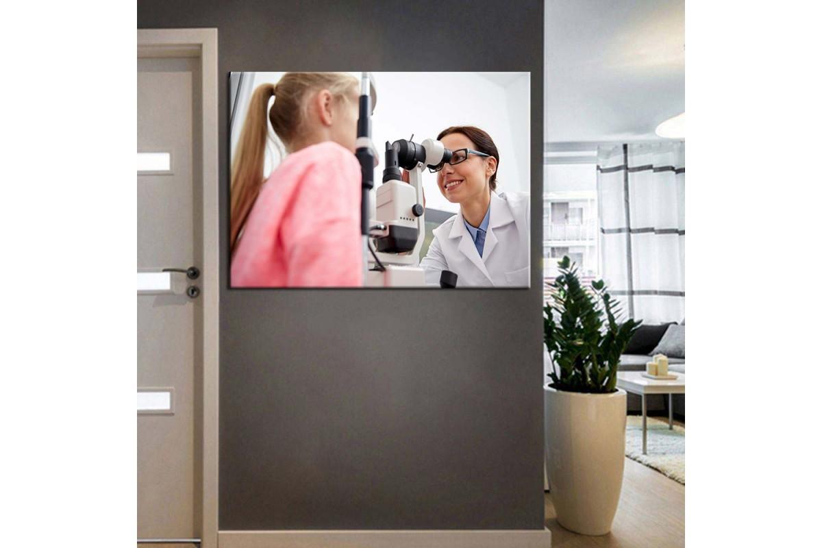 Göz Hastanesi, Göz Sağlığı Merkezi Tabloları 17