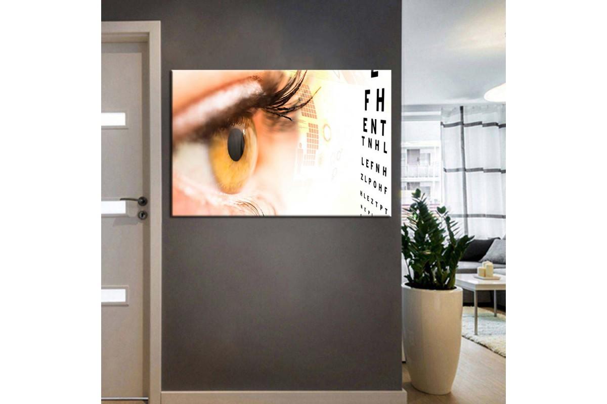Göz Hastanesi, Göz Sağlığı Merkezi Tabloları 36