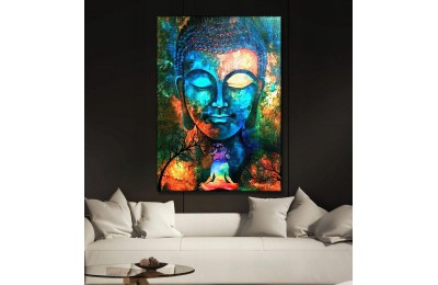 Feng Shui Buda Kanvas Tablo slm64